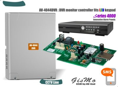 DVR monitor