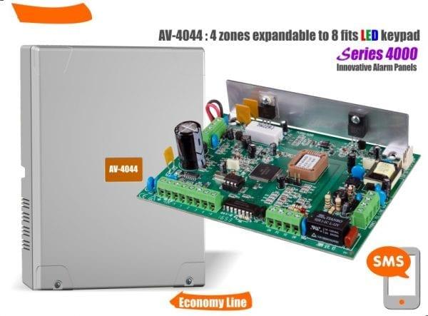 AV-4044 LED alarm panel