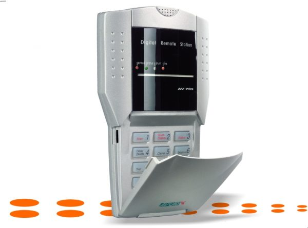 Alarm keypad economical type