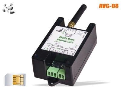 פותח שערים סלולרי AVG08