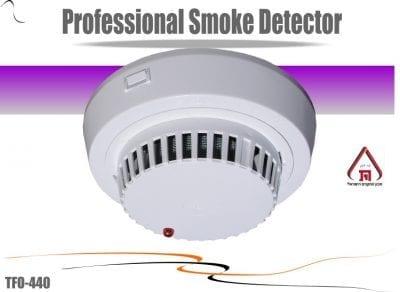 גלאי עשן תקני למערכת אש