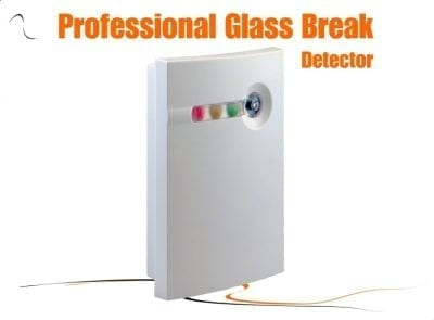 Digital Glass Break Detector