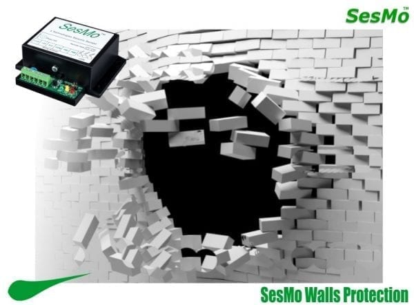 SesMo for wall protection