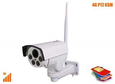 4G Outdoor Cellular Security Camera
