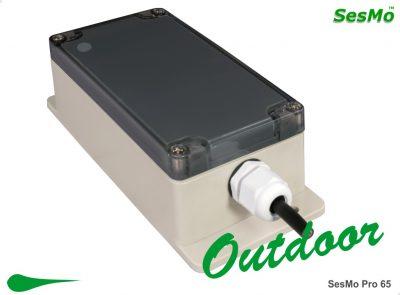 SesMo Pro IP-65 detector