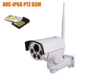 מצלמת אבטחה חיצונית סלולרית
