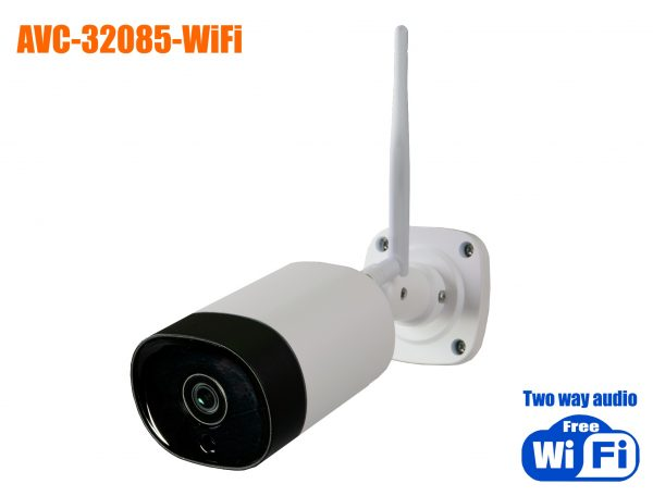 מצלמת אבטחה פנימית WIFI